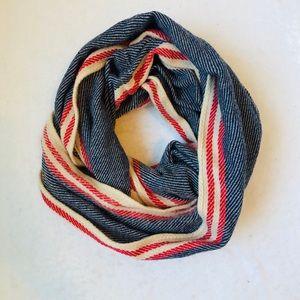 Loft fuzzy infinity scarf